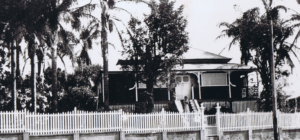 Merekara, Old Cleveland Rd., Coorparoo - about 1926