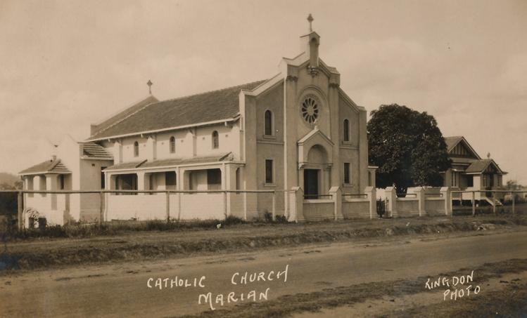 Catholic Church, Marian
