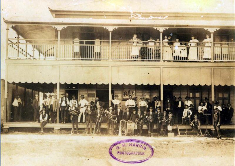 General Gordon Hotel, Homebush near Mackay