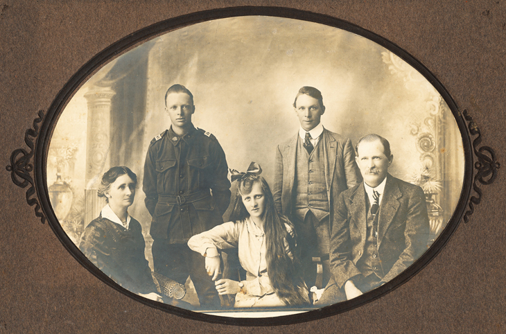 Unknown family from Tenterfield, NSW